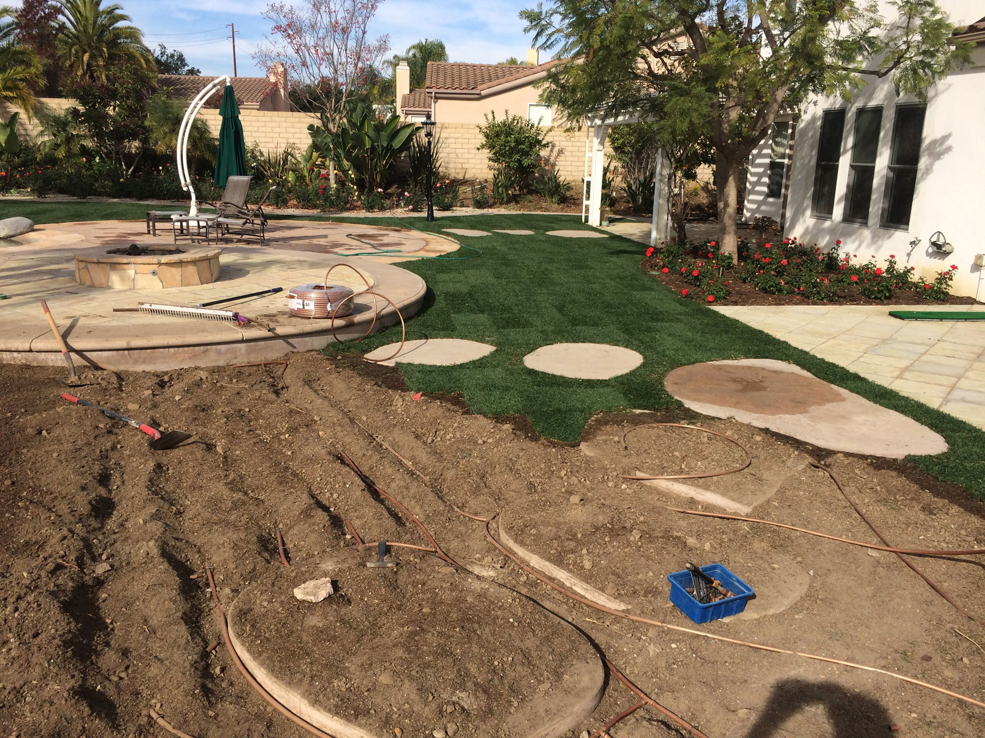 Conejo Complete Landscape Inc. Landscape Maintenance, Landscape Installation and Lawn Care slide 2